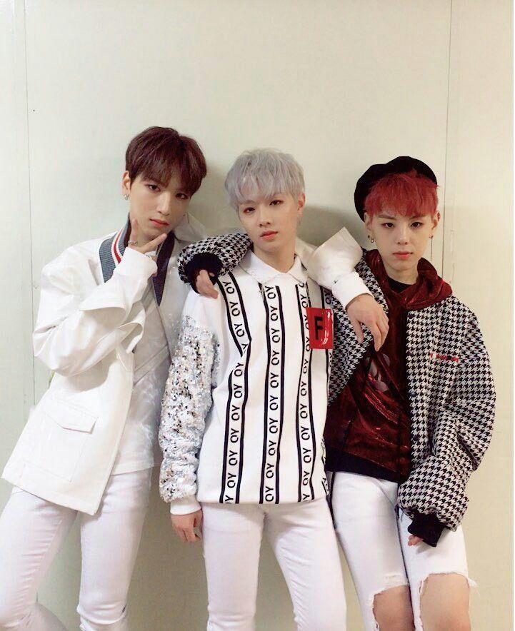 Rainz ♡ Wontak, Kiwon and Daehyeon #rainz