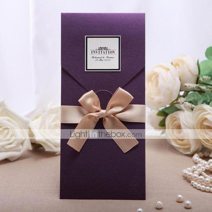 Magical moments | 8 bruiloft uitnodigingen voor een herfst bruiloft | http://www.magicalmoments.nl