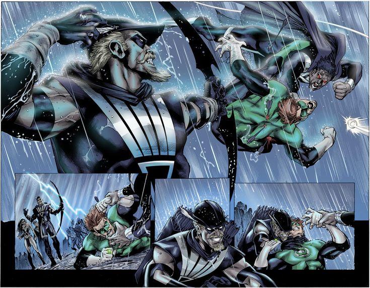 Green Lantern C...