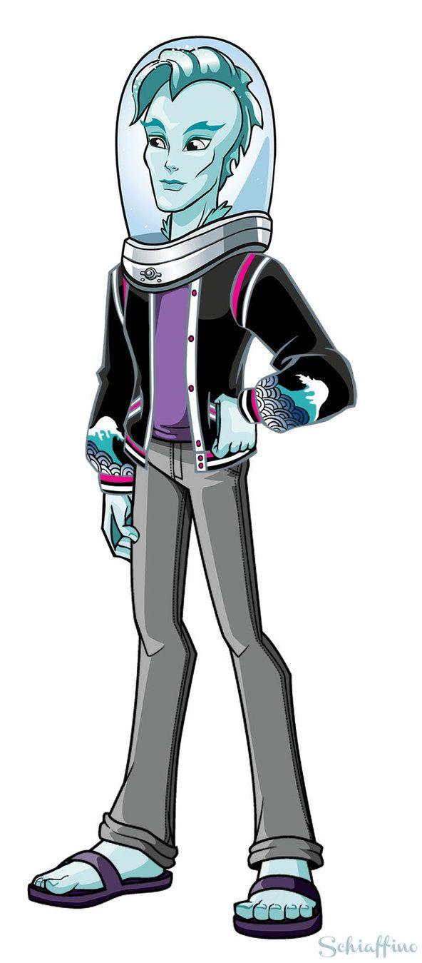 Gil Webber - Monster High Wiki