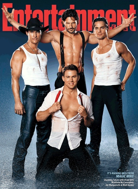 Wow, the stories I could write with this picture! My fav is Joe.  Back row, in the middle!!  Yum!!