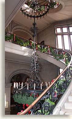 Grand Staircase at Biltmore Estate