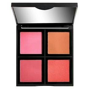 ELF Blush Palette in Light- I personally haven't used them, but I have done much research and have found that many people adore the E.L.F blush palletes, which for four blushes made to fit your skin tone is an excellent value. Great if you're starting a collection!!
