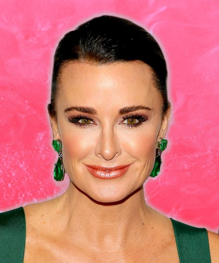 Kyle Richards is being shamed online for posting a photo of her daughter wearing a bikini on Instagram.