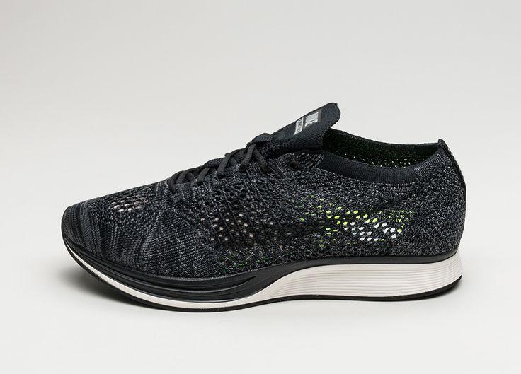 Nike Flyknit Racer Orca Volt Restock