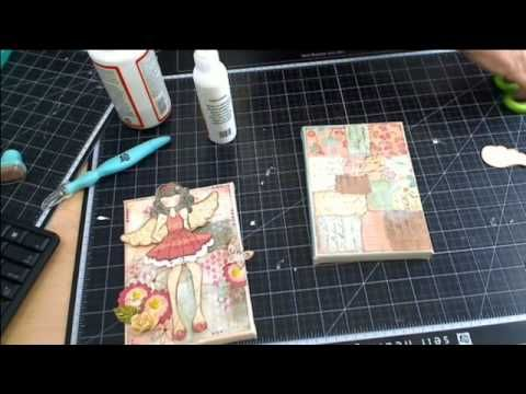 ▶ New Doll Canvas with Julie Nutting on Live with Prima - YouTube