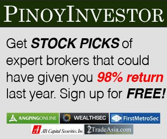 Forex and Stock Encyclopedia: Pinoy Investor - Make smart investment decisions