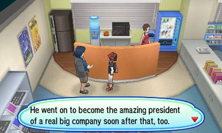 Latest Pokemon games include an ode to Nintendos late president