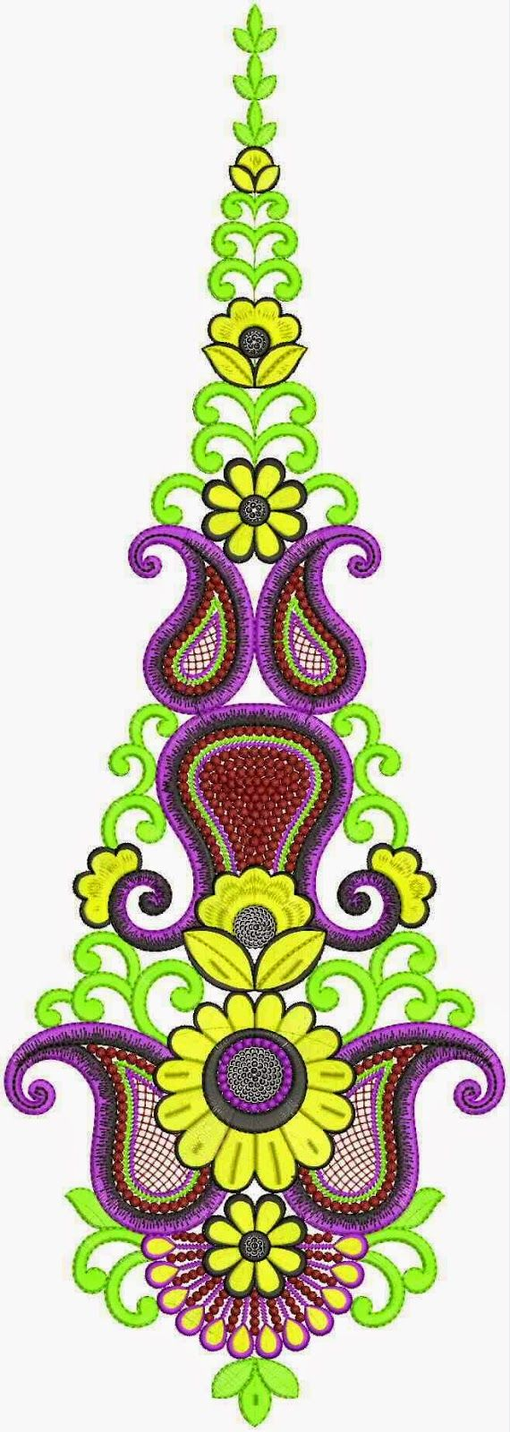17 best images about embroider tops paisleys on pinterest machine embroidery designs - Appliques exterieures ontwerp ...