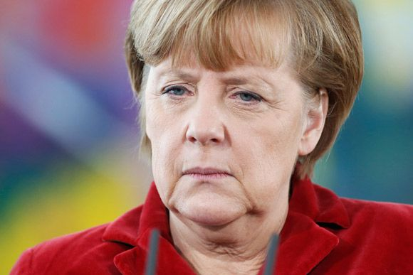 John Cassidy on why the solution to the crisis in Ukraine may lay in Berlin, in the personage of Angela Merkel