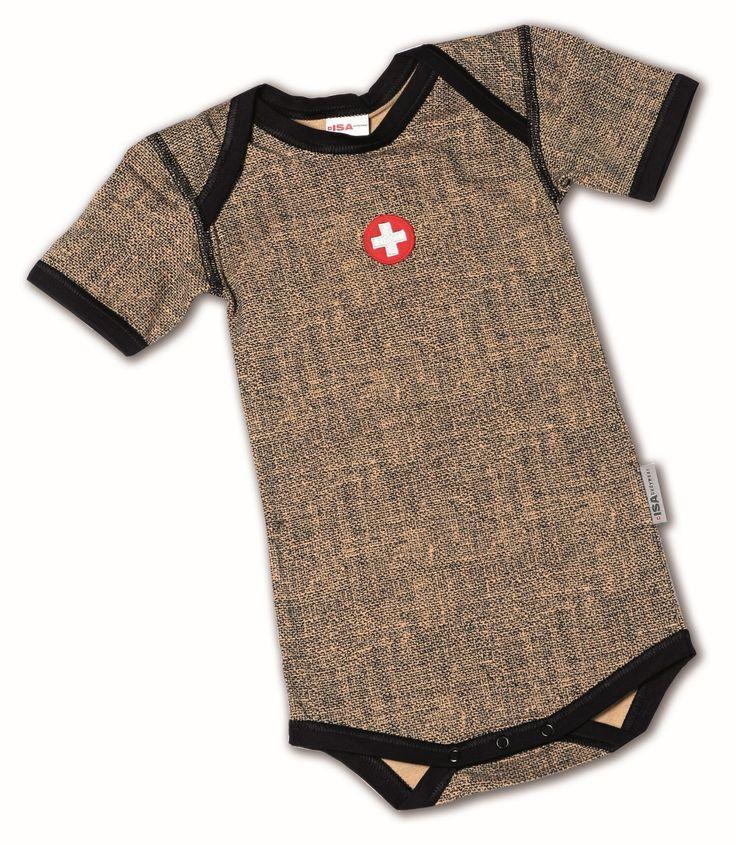 Baby Body Schwinger (kurzarm)