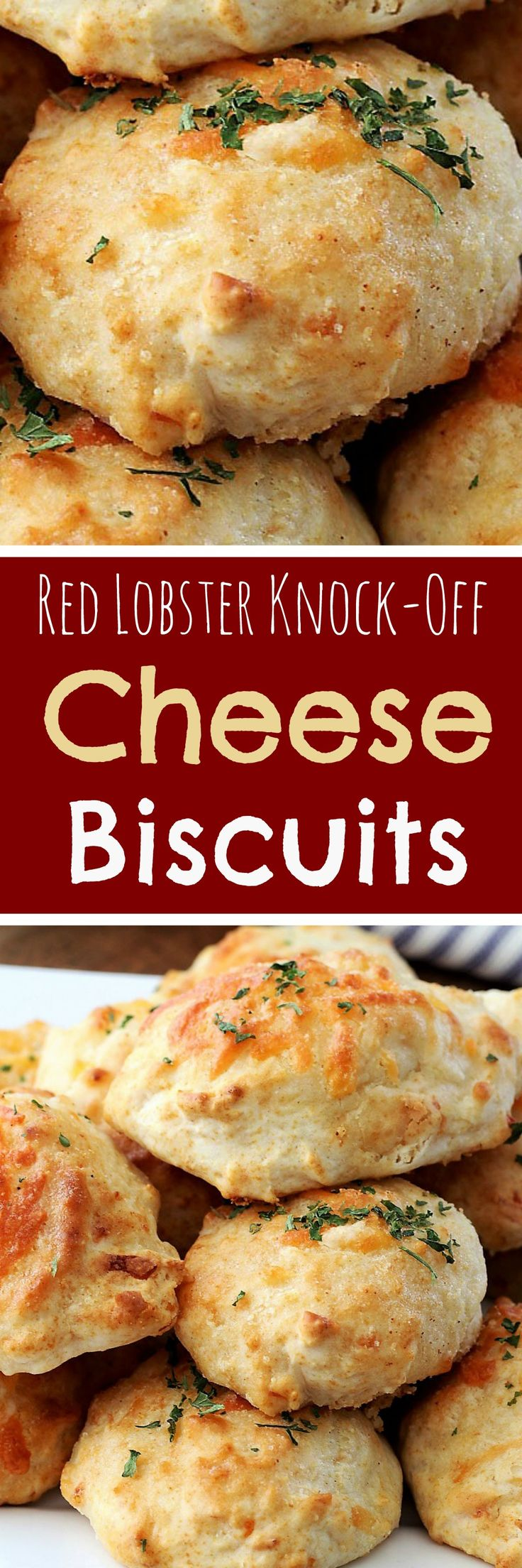Red Lobster Knock-Off Cheese Biscuits , Recipe Treasures Blog