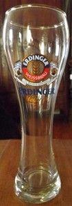 Verre à bière ERDINGER Weissbrau (collection)