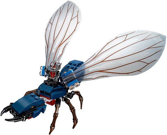LEGO Ant-Man 76039 - Ant-Man Final Battle #lego #legosuperheroes #legoMarvel