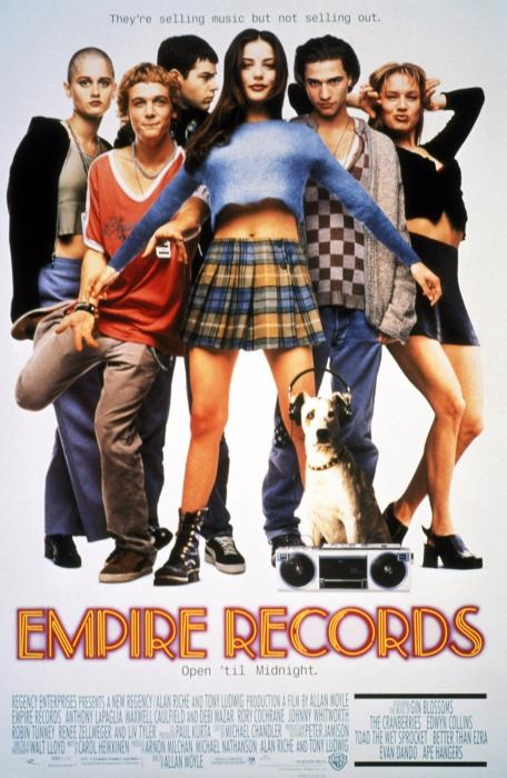 Empire Records (1995) Liv Tyler, Rory Cochrane, Anthony LaPaglia, Renee Zellweger