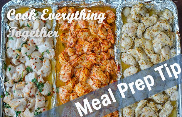 When choosing to lean meats like chicken or fish, chowing down on the same flavors can get dull to say the least. Save time without boring your taste buds by preparing two or three variations of chicken at once, using aluminum foil dividers in your pan. Sriracha, BBQ, honey mustard, buffalo, lemon and garlic- The options are endless #islandsmiracle #food #nutrition #diet #weightloss #garcinia #HCA #probiotics #vitamins #exercise #fitness
