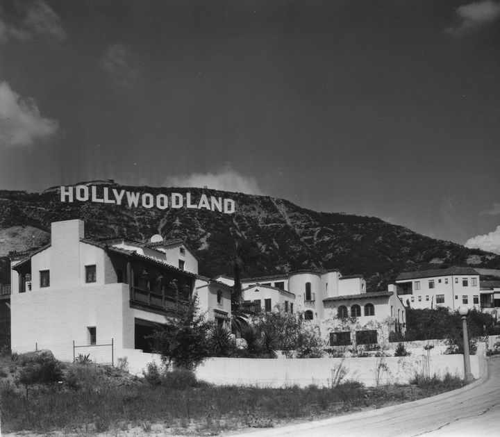 62 Best Hollywoodland Images On Pinterest Hollywood Sign