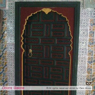 FennArts: Doors Galore, Bey Palace, Constantine, Algeria