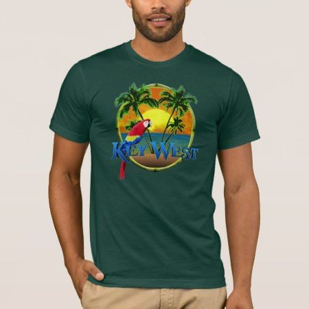 Key West Sunset T-Shirt - tap to personalize and get yours