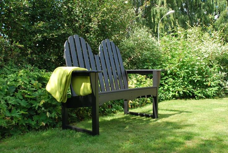 Polywood Classic Adirondack bench