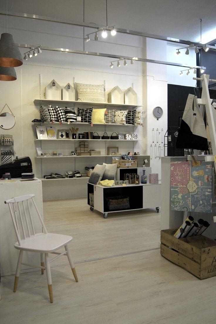Domdom-myymälä Tampere. Domdom  sisustusverkkokauppa ja sisustusliike. Aleksis Kiven katu 30. TAMPERE