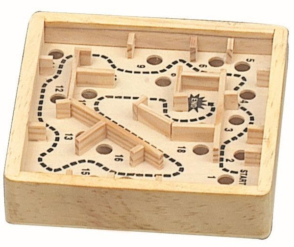 Traditional Toys - Marble Maze - Available now!