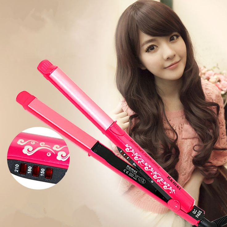 2015 oferta especial novo multifuncional 2 em 1 alisador de ferros alisamento ferramentas de estilo de cabelo profissional alishoppbrasil
