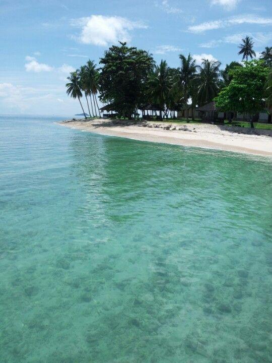 Pulau Randayan in Kalimantan Barat