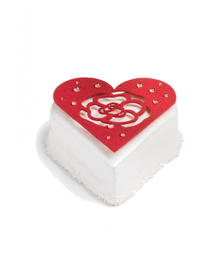 Menu de la Saint-Valentin : un gâteau à partager Dalloyau, 19€