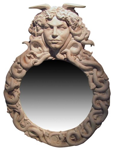 medusa muslim Flag of sicily this article has  the (winged) head of medusa and three wheat ears  during the period of muslim rule under emirate of sicily.