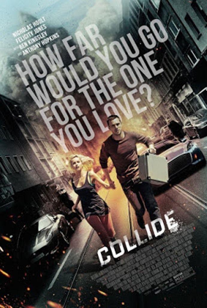 Collide 2016 HDRip 720p 480p