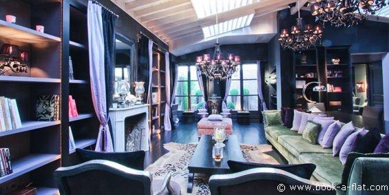 Location appartement 2 chambres Paris rue Casimir-Perier 7ème arrondissement - Location métro Solférino