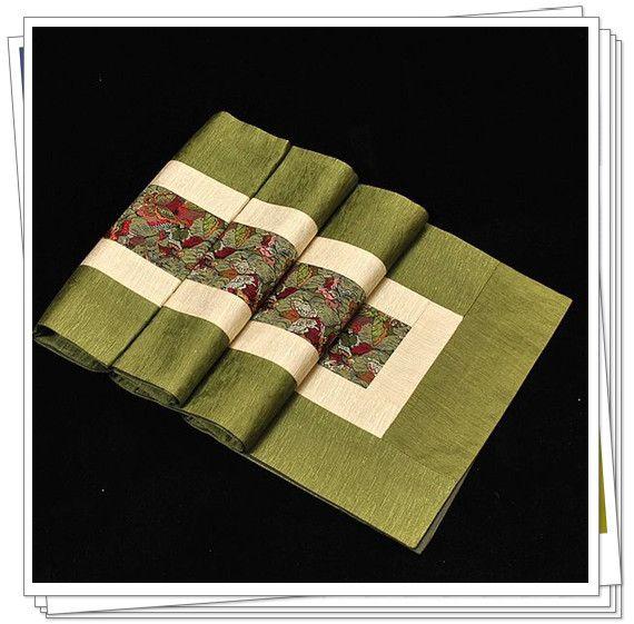 pcs 1 envío gratis de alta final el último moderno minimalista de algodón elegante fiesta corredores de la mesa mantel rectángulo de color muchos