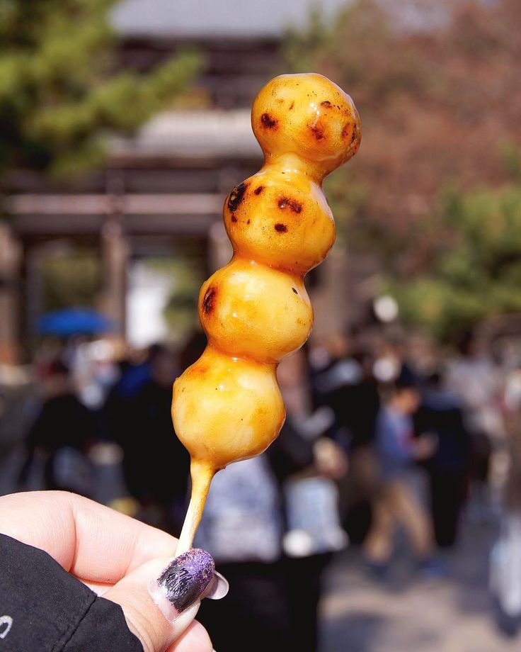 Yay #throwbackpic to a good dango in Japan . This was taken at Nara and I went to buy another stick after my visit to #東大寺 (Todaiji) . I love watching insta stories of people who travelled to Japan! I'm trying to rack up more annual leave before my September holiday . Anyone else has a holiday plan for this year?  #inexology #inexnomsjapan #openmyworld #roamtheplanet #mytinyatlas #passionpassport #girlswhotravel