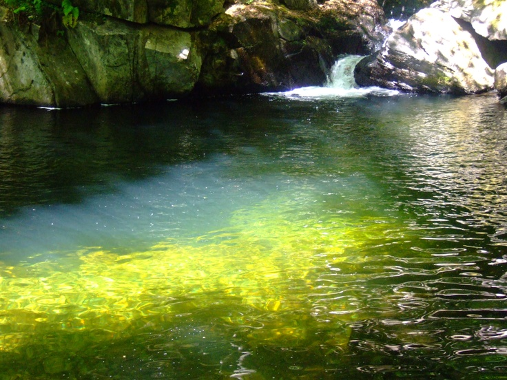 Take a dip in one of Rydals many pools