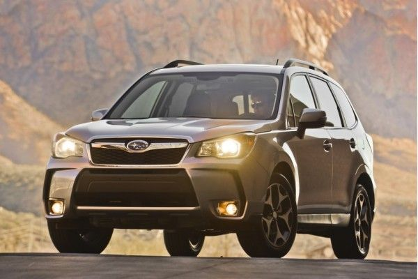 2014 Subaru Forester Silver Colors 600x400 2014 Subaru Forester Full Reviews