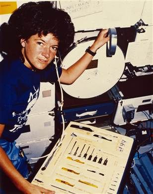 First American woman in space, Sally Ride, dies at 61