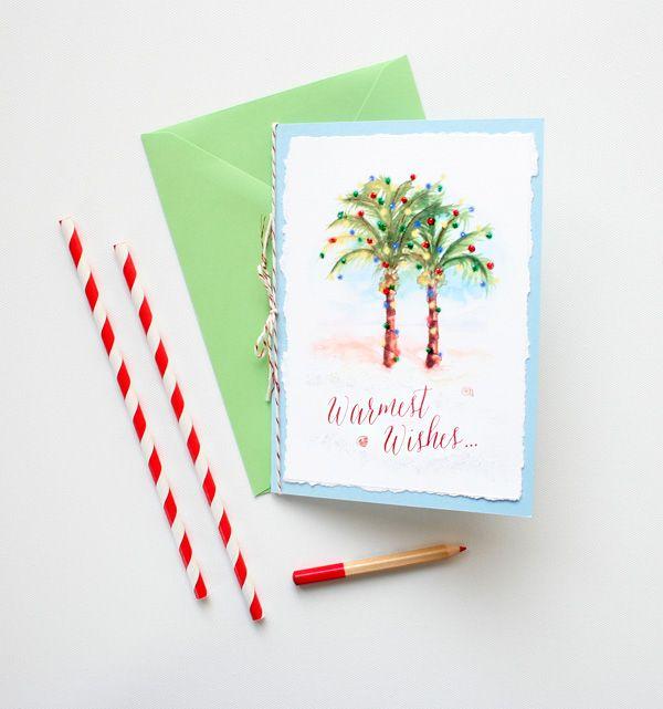 Best 25+ Beach christmas cards ideas on Pinterest   Beach ...