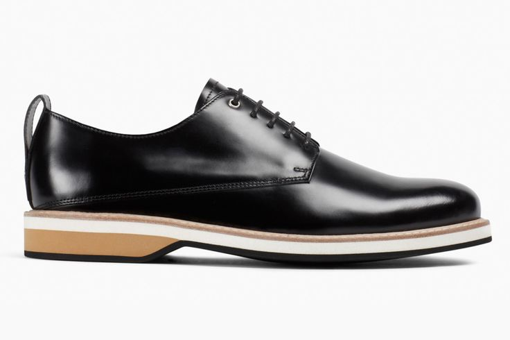 WANT Les Essentials Montoro Derby shoe. Spring/Summer 2015 collection. $495