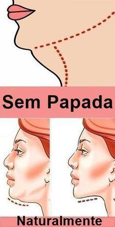 Os 8 Remédios Caseiros Para Eliminar a Papada! #fashion, #saude, #emagrecer, #detox, #beleza