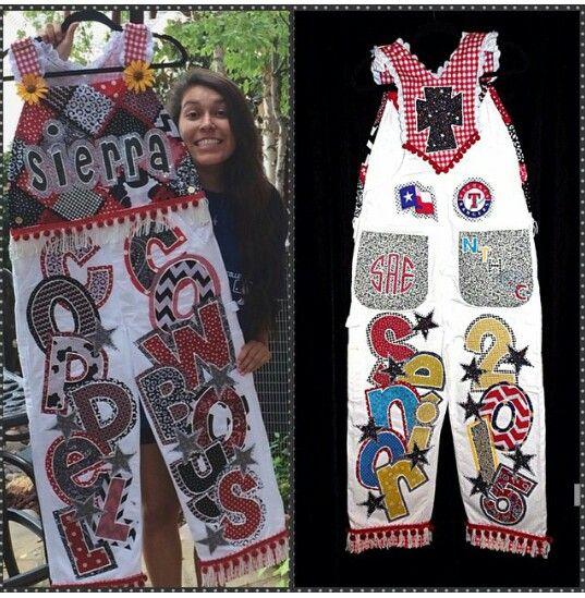 Senior overalls                                                                                                                                                      More