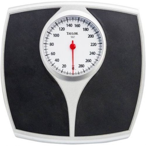 Dial Body Weight Scale Bathroom Analog O-Meter with Steel Frame NEW #DialBodyWeightScale