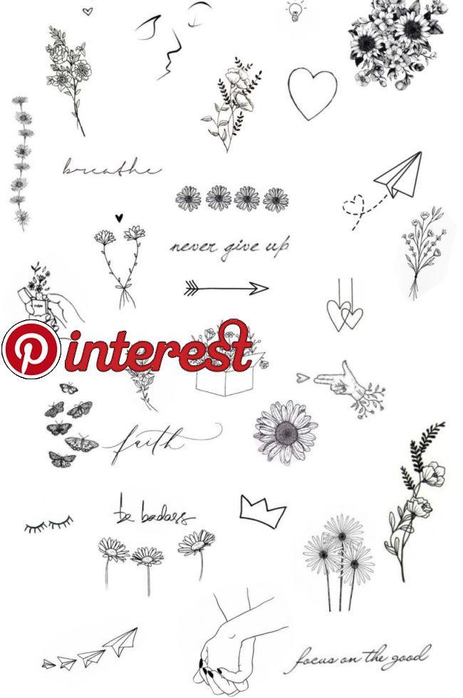 Pinterest Tattoo Ideas For Girls Small