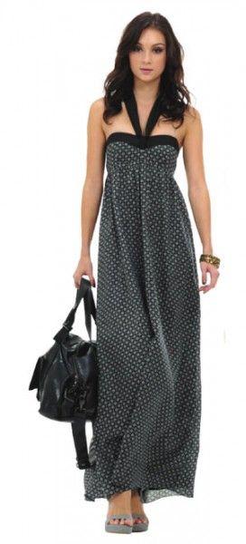 Dress Pattern Beautiful Summer Dress