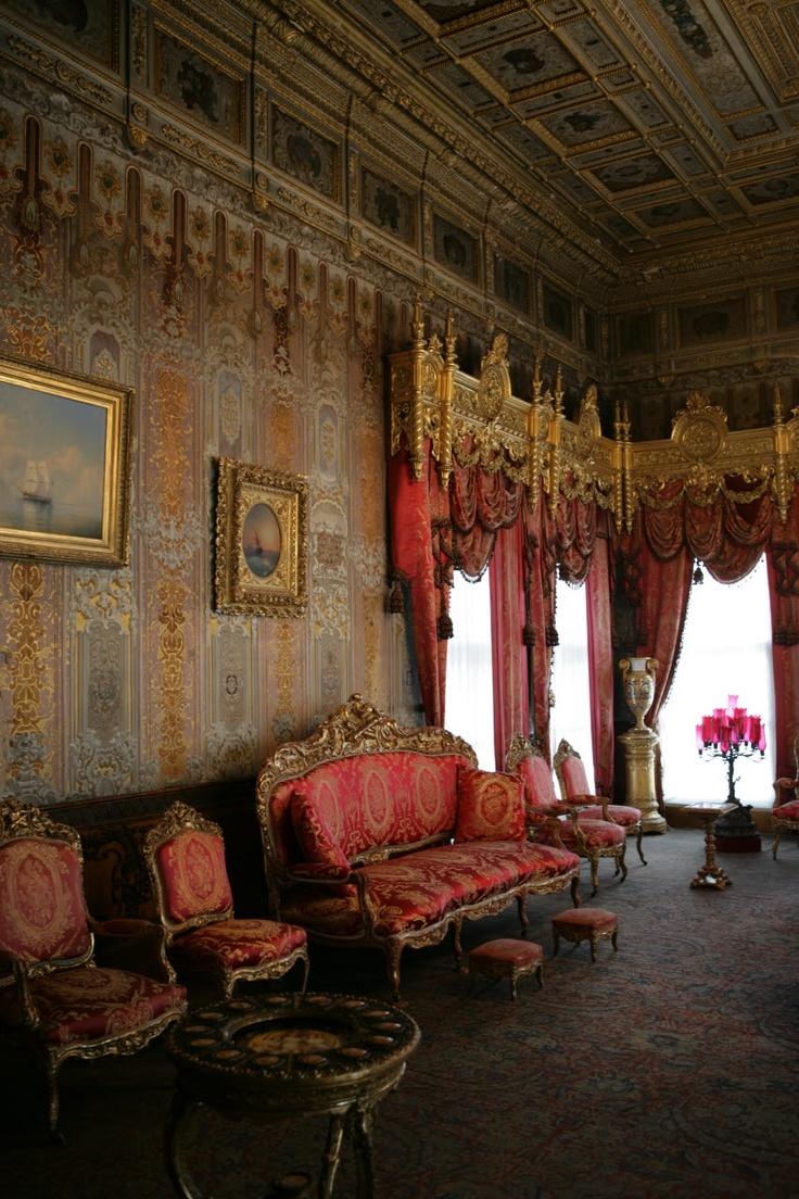 Baños Estilo Barroco: del siglo XIX, estilos barroco, rococó, neoclásico y otomano