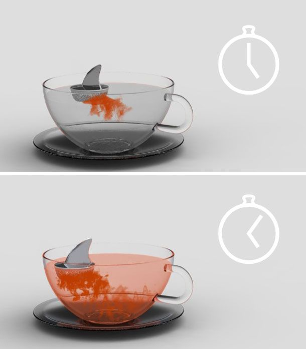 for thea: Tea Time, Teas, Kitchen, Sharks, Products, Design, Tea Infuser
