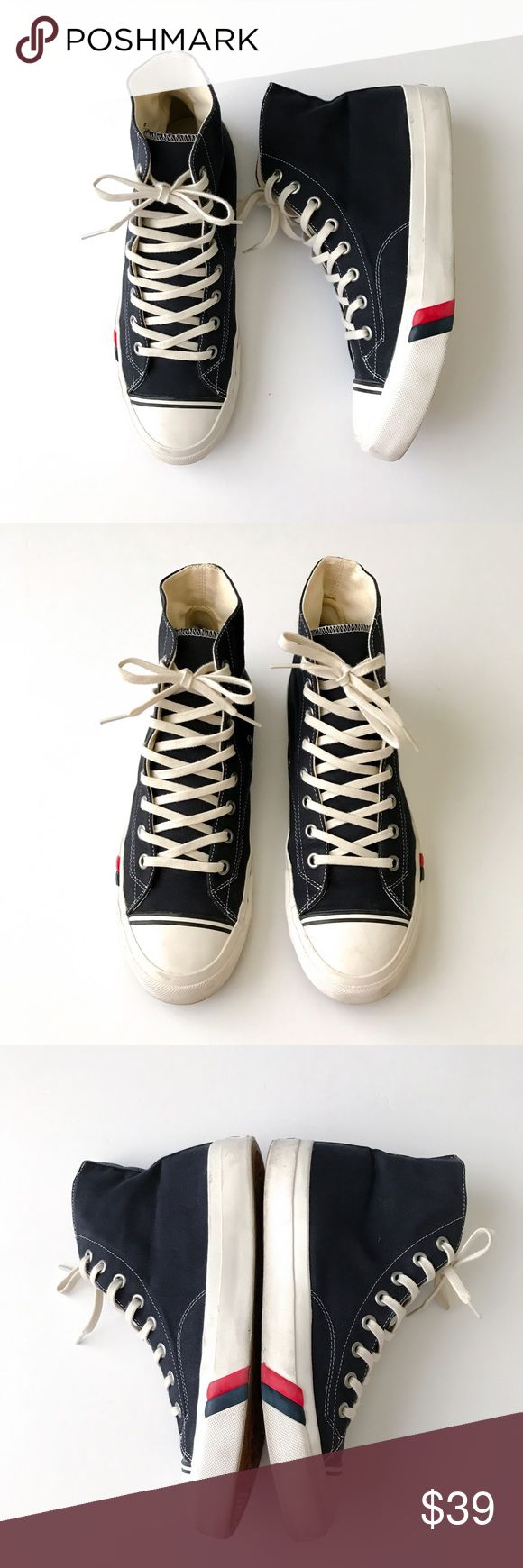 Pro-Keds men's shoes Use a couple of times. Please check photos for condition. Pro-Keds Shoes Sneakers