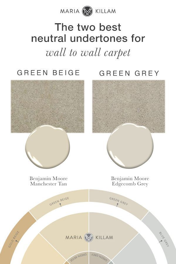 4 Steps To Choosing The Perfect Wall To Wall Carpet Colour In 2020
