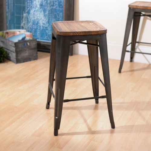 Best 25 Wood Counter Stools Ideas On Pinterest