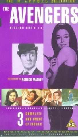 The Avengers (TV Series 1961–1969) - IMDb